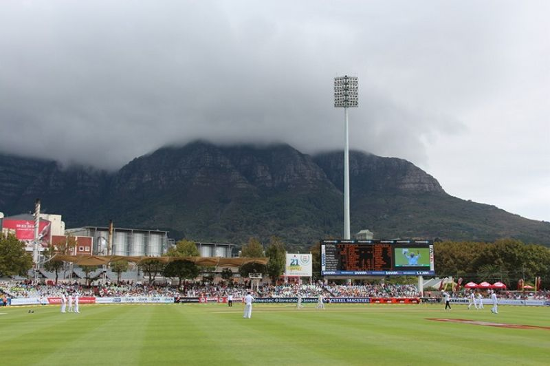 Newlands cricket ground, South Africa ©thomas / Flickr