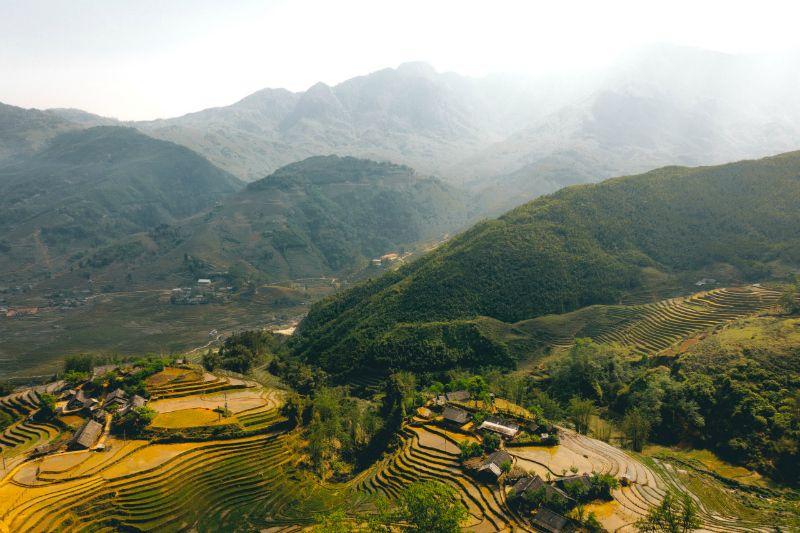 The iconic Sapa terraces