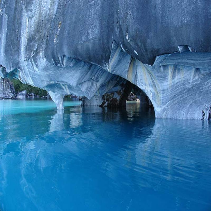 chile cavernas de marmol