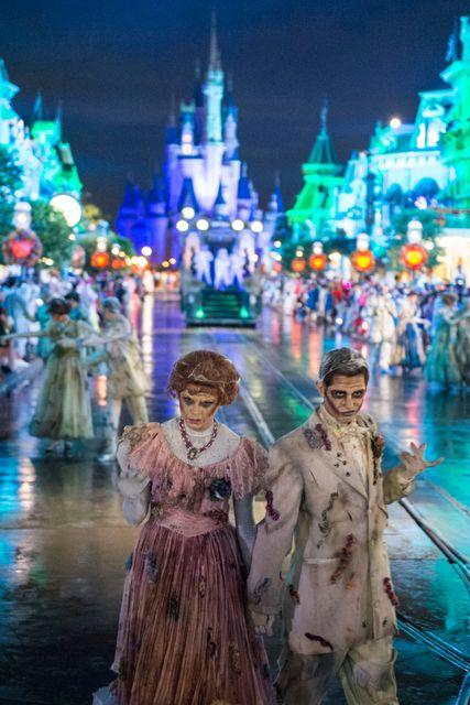 Halloween en Walt Disney World Orlando Florida