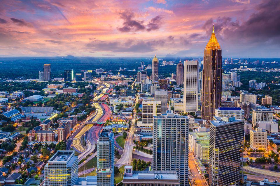 Günstige Flüge nach Atlanta