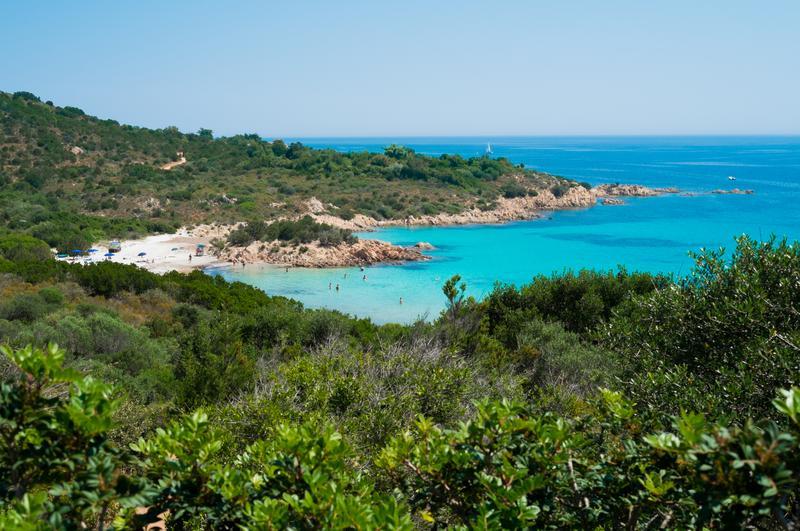 Spiaggia del Principe, Sardegna