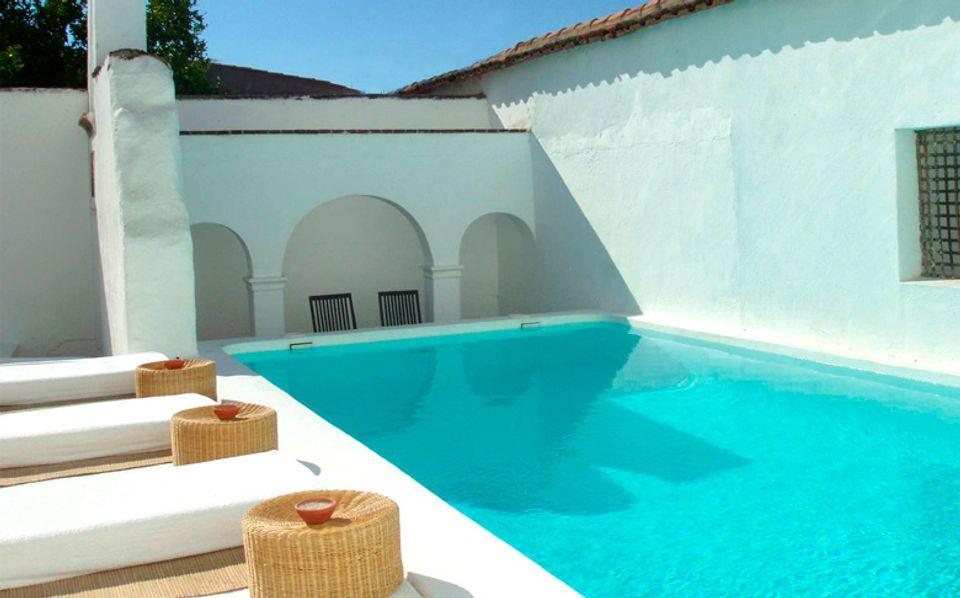 Hoteles rurales con encanto: Convento de la Parra