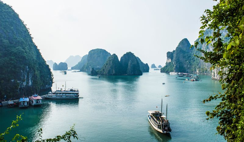 Vietnam is a beautiful destination oozing with beauty
