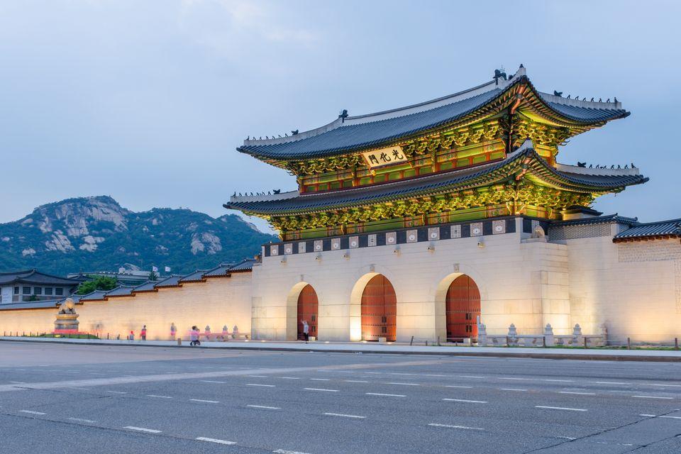 Car hire in Seoul