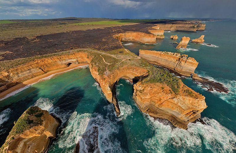 Felsen der 12 Apostel, Australien