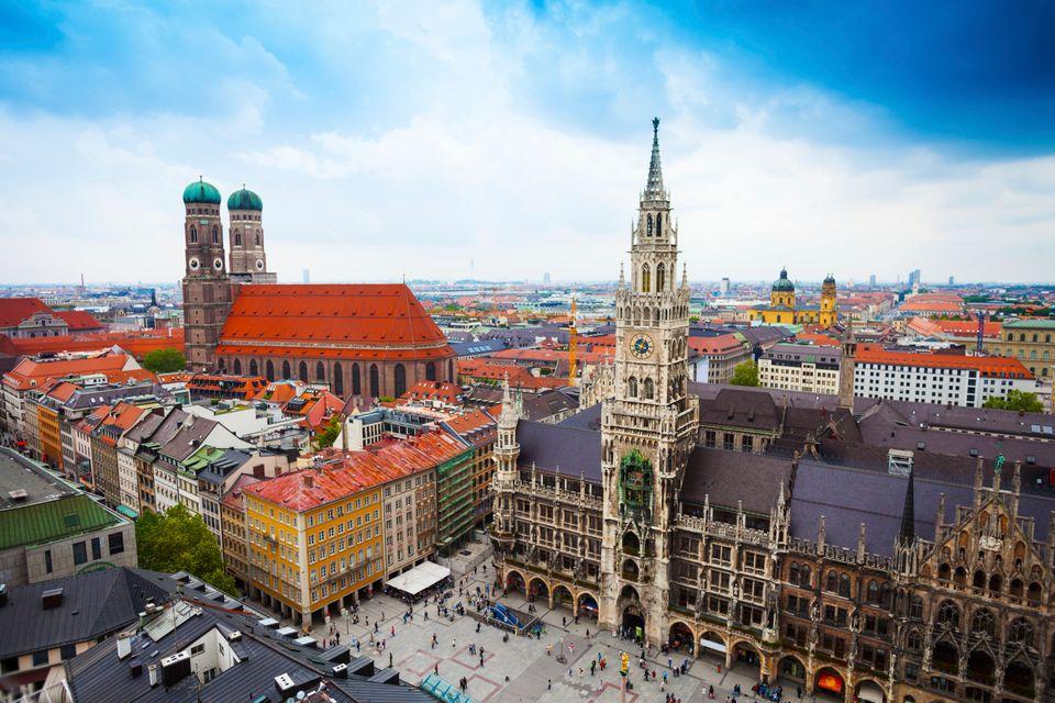 Car rental in Munich