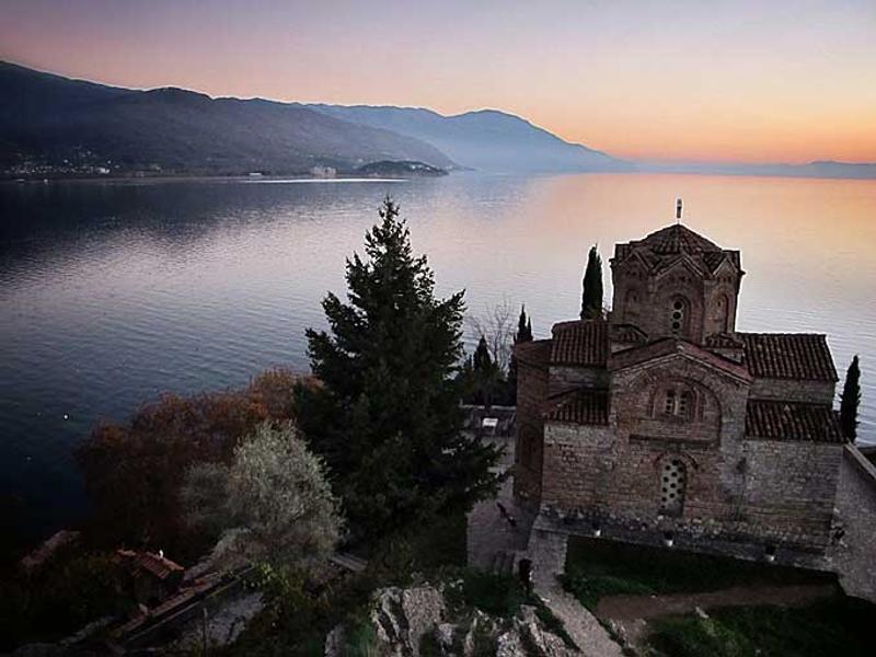 Ohrid, Macedonia © Larissa Olenicoff