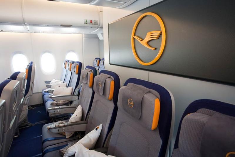 Voyager en a380 les destinations desservies par l 39 airbus for Interieur qatar airways
