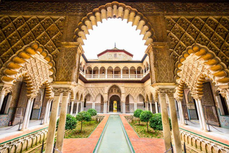 Real Alcázar de Sevilla © Sean Pavone / Thinkstock
