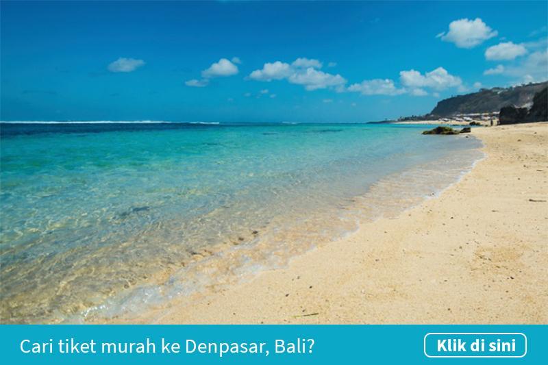 Klik untuk cari tiket pesawat murah ke Bali