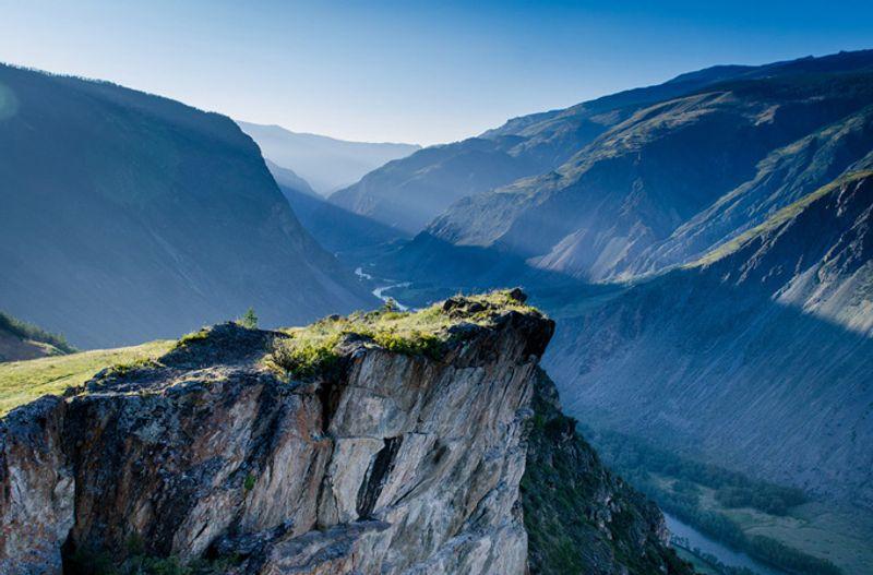Чуйская долина, Горный Алтай