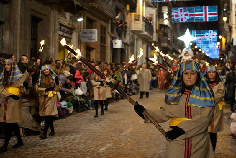 Cabalgata de Reyes de Alcoy © Nacho Arenas / Flickr