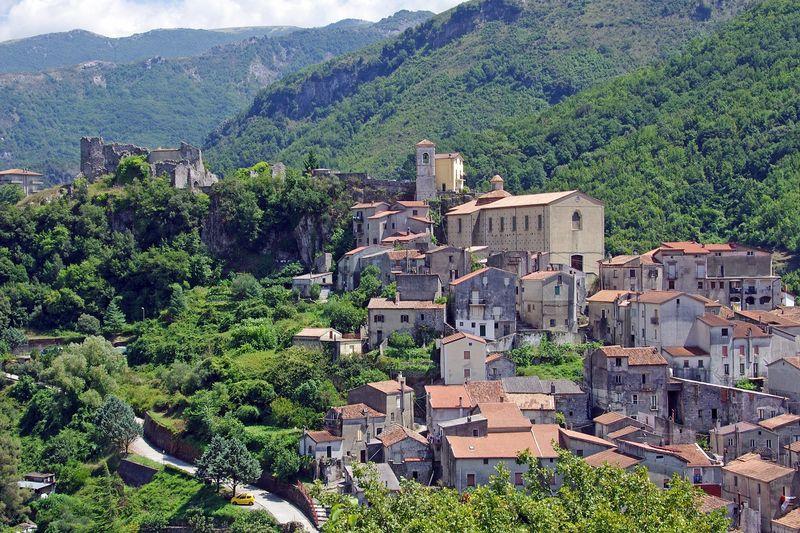 I 20 paesi più belli d'Italia del 2017: Papasidero
