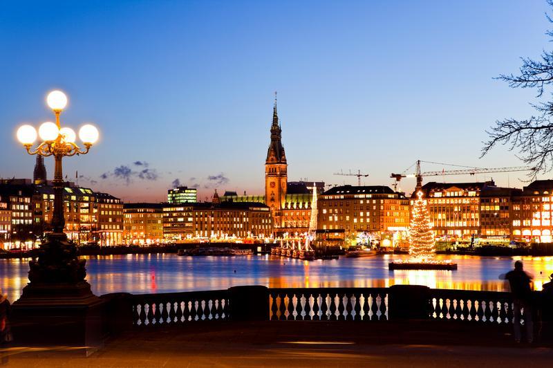 Hamburgo, destino ideal para vacaciones en agosto