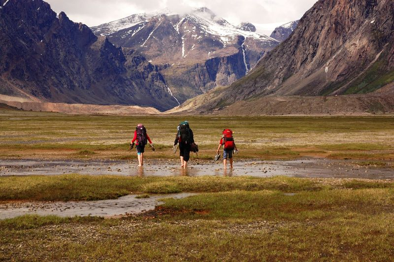 Parque Nacional de Auyuittuq