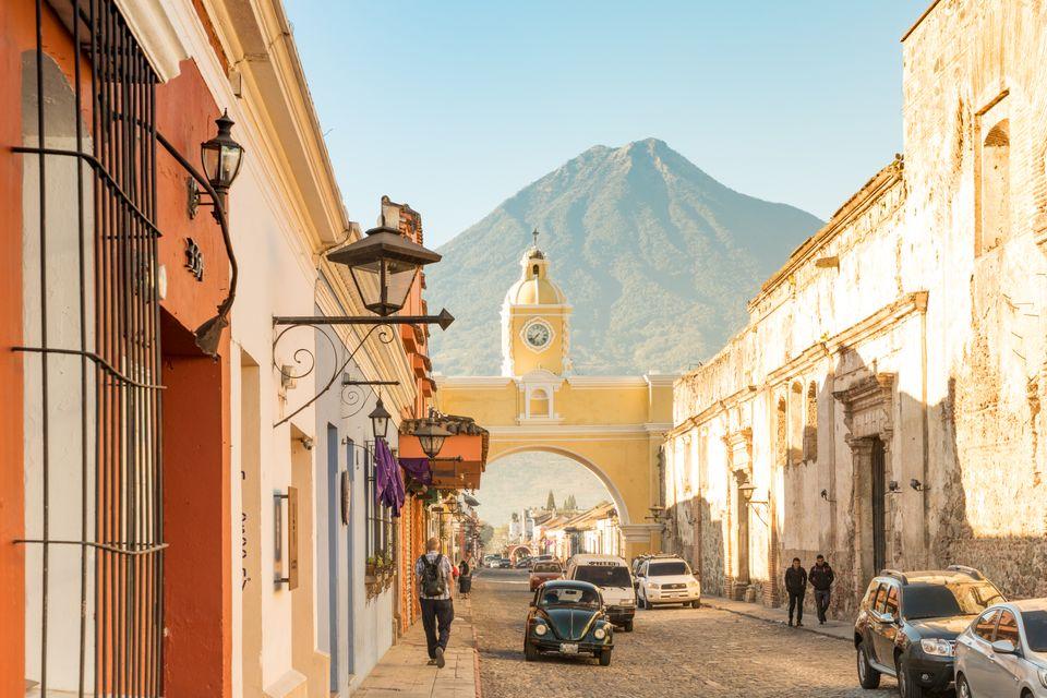 Αντίγκουα Γουατεμάλα