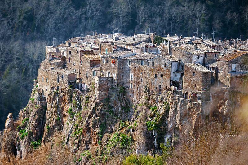 Italia, Calcata