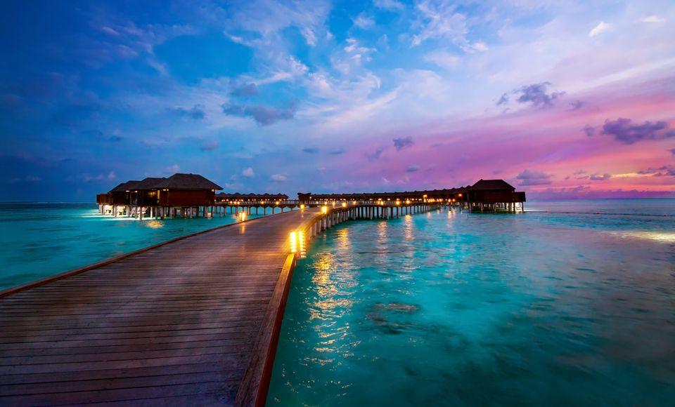 Hithadhoo en Maldivas