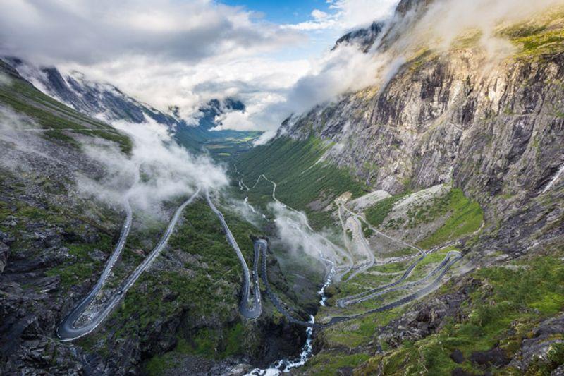 Road trip in Europa: Trollstigen