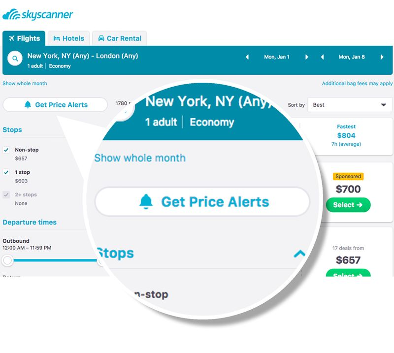 Find Extremely Cheap Last Minute Flights With Skyscanner In - Last minute travel deals from houston