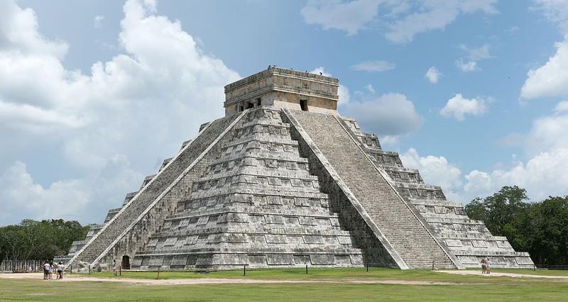 Piramida Maya Chichen Itza