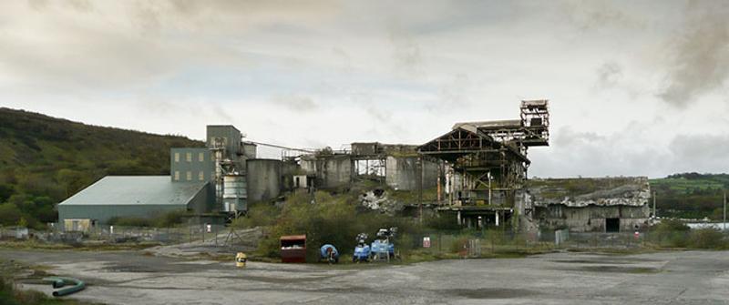 Magheramorne Quarry, Northern Ireland