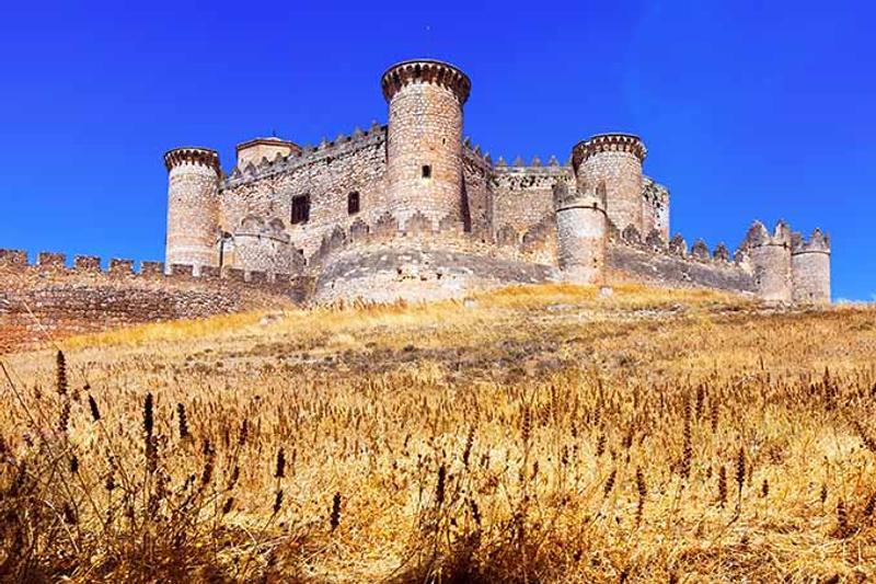 Castillos y Fortalezas de España Belmonte_castle_cuenca_spain_castilla_680