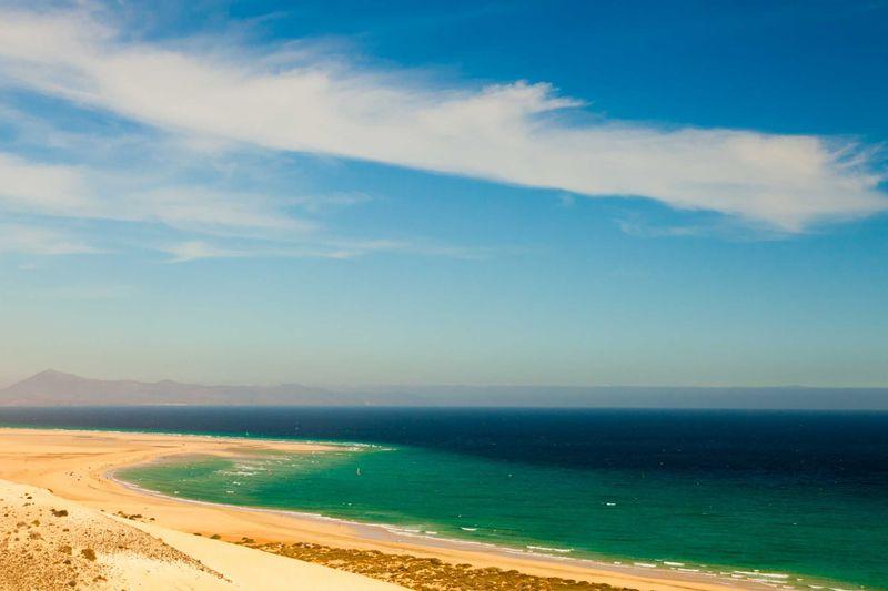 A dónde viajar en diciembre: Fuerteventura