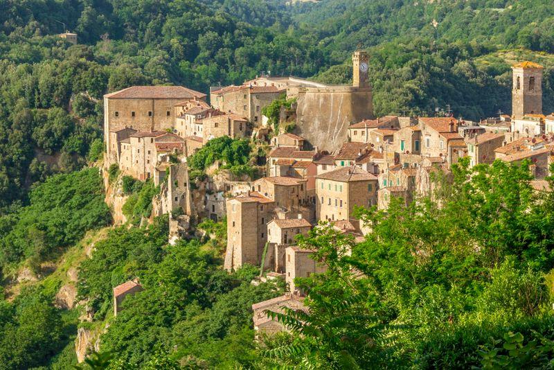 Italia, Sorano