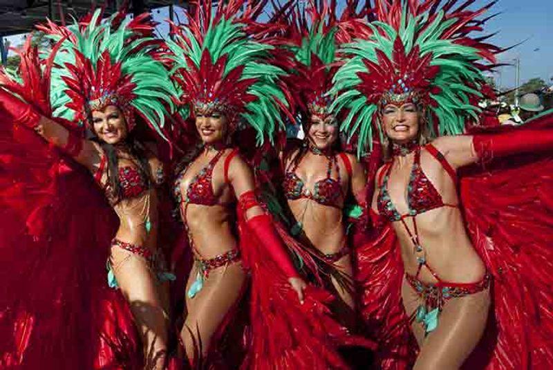 Carnaval de Trinitat i Tobago del Carib © Joan de la Bastide / Shutterstock.com