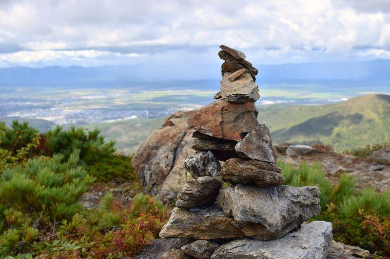 Тур из камней и горы на Сахалине
