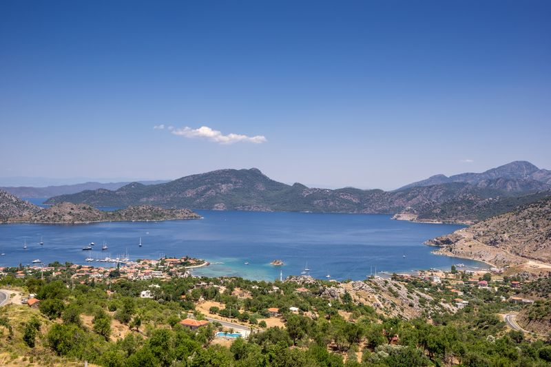 Turkey's Mediterranean coast: Marmaris