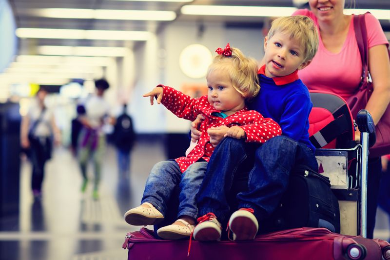 Did you book flights with your family before March 1st 2016?