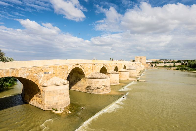 Puente Romano, Κόρδοβα, Ανδαλουσία
