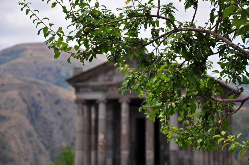 Храм в Гарни, Армения