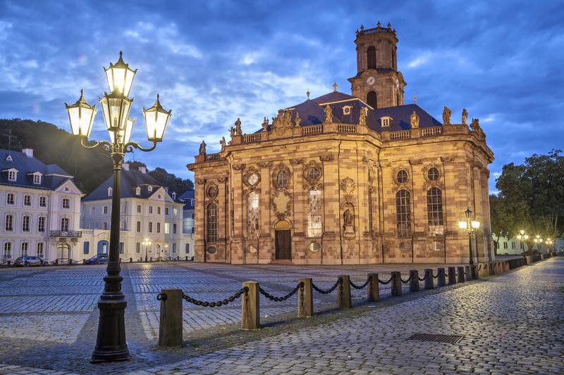 Thành phố Munich lãng mạn