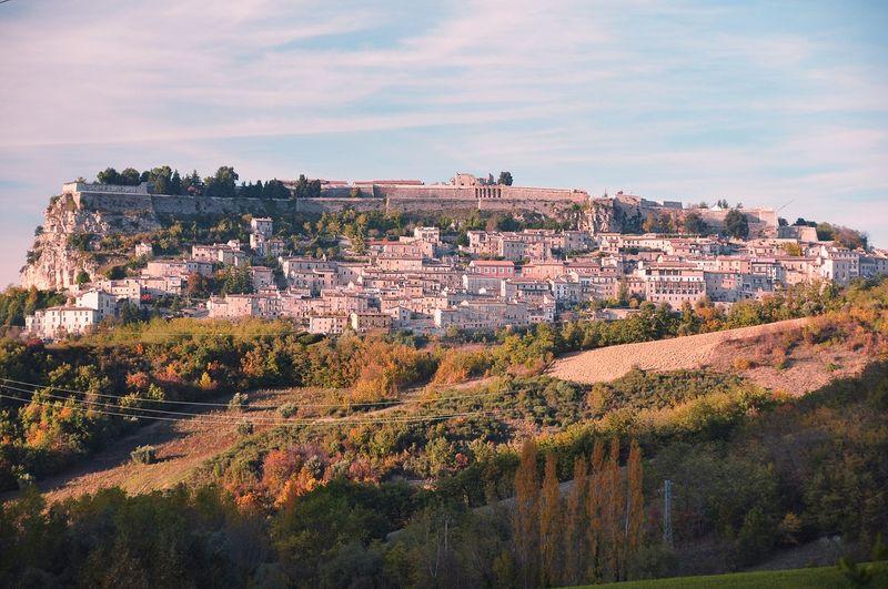 I 20 paesi più belli d'Italia del 2017: Civitella del Tronto