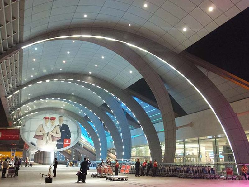 The Future Is Now Modern Airports You Need To Visit - Biggest airport in usa