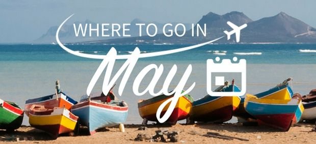 Where to go on holiday in May