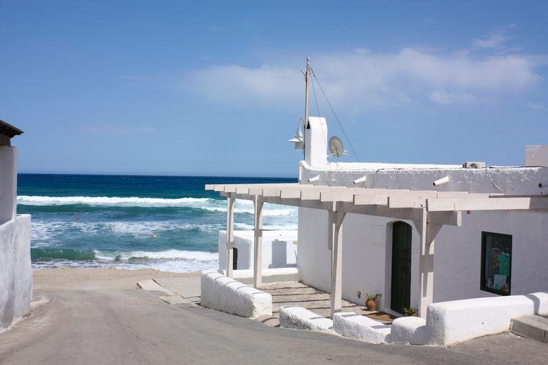 vistas desde el Cabo de Gata, Almería