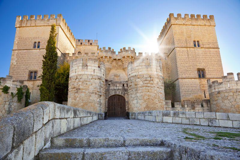 castillo de ampudia en valencia