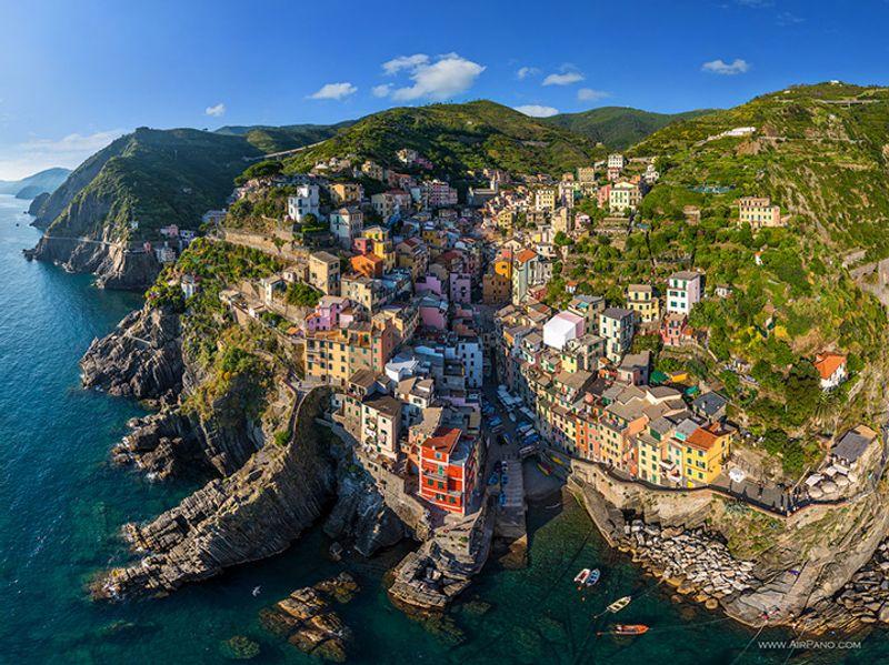 Riomaggiore - eine Luxusreise in die Endrunde der Cinque Terre
