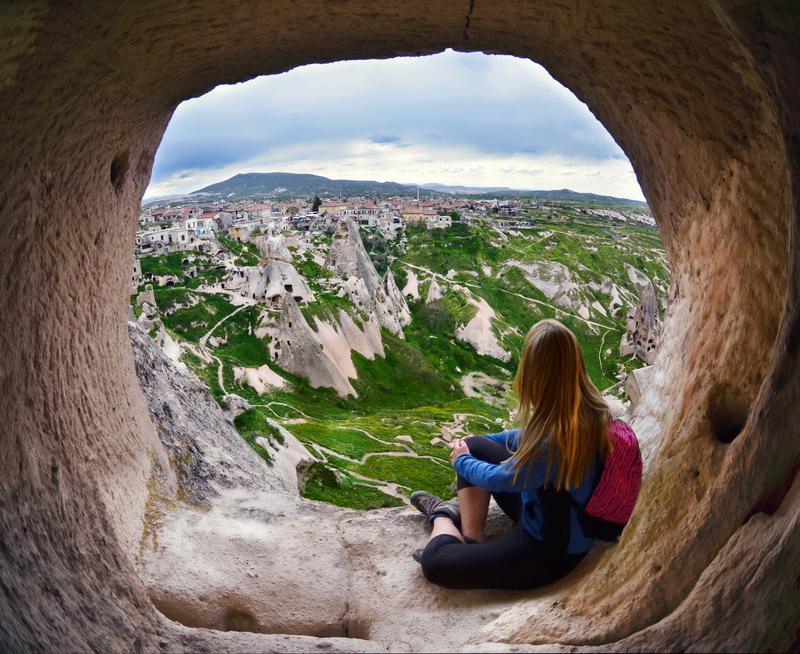 Καππαδοκία, Τουρκία
