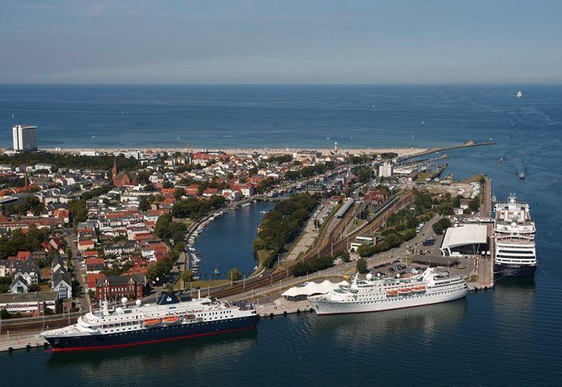 Rostock © Hansestadt Rostock_Nordlicht