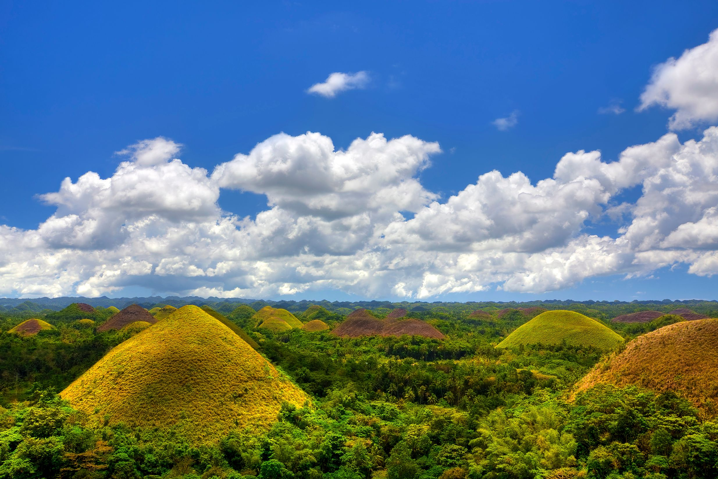 Best Philippine islands: Bohol and The Chocolate Hills