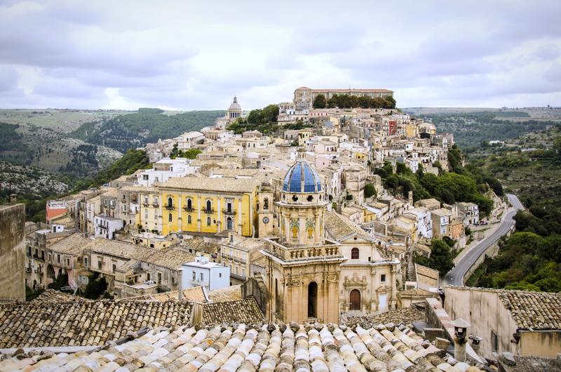 Italia, Ragusa Ibla