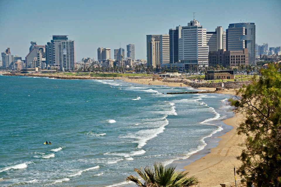 Car rental in Tel Aviv