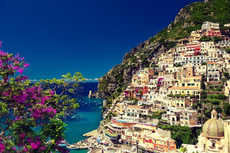 Italia, Positano