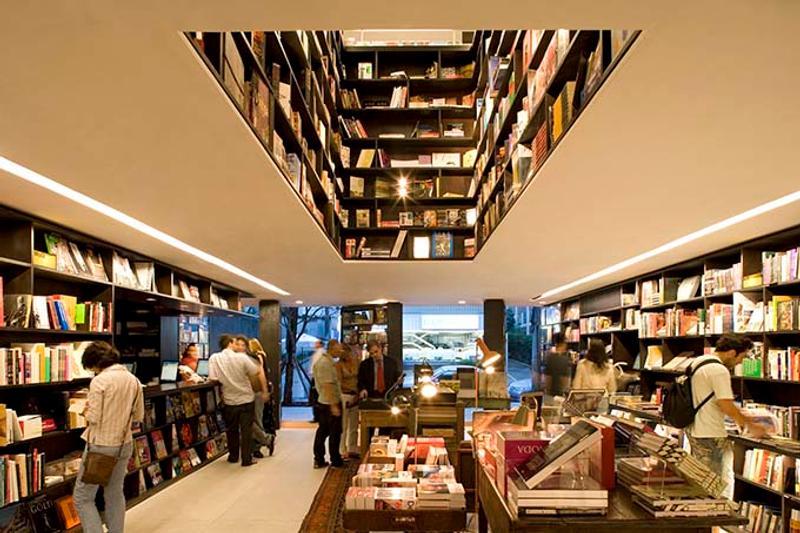 Die 22 schönsten Buchläden der Welt